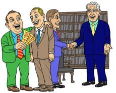 lobbyests